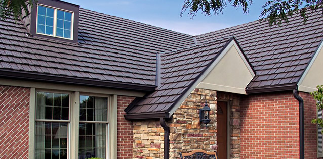 aluminum shingle